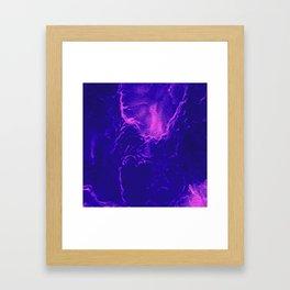 Strange Day Framed Art Print