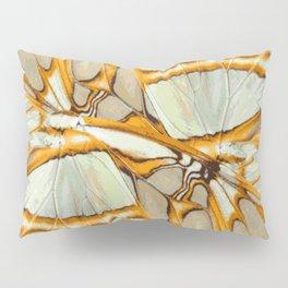 GOLDEN ORANGE – Wing Series Pillow Sham