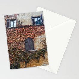 portals .:. room with a view Stationery Cards