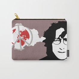 Imagine - John Carry-All Pouch