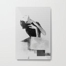 Delusion Metal Print