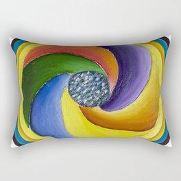Ciclone tropical Rectangular Pillow