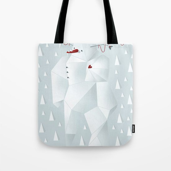 Winter Freez Tote Bag