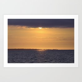 Place under the Sun Art Print