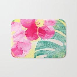Tropical dream Bath Mat