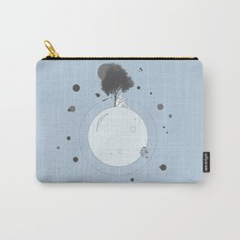 Paper Plane Planet Carry-All Pouch