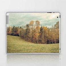 Autumn Landscape -- Blue Ridge Highlands Forest Laptop & iPad Skin