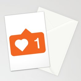 Love 1self Stationery Cards