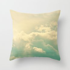 Heavenly 3 Throw Pillow