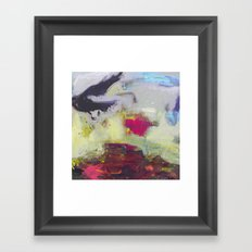 Listen to the Crows #5 Framed Art Print