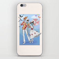 A Jolly Nightmare iPhone & iPod Skin