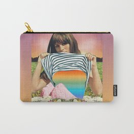 Internal Rainbow II Carry-All Pouch