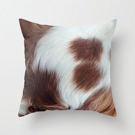 PuppySoSoft Throw Pillow