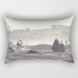 Christmas in California Rectangular Pillow