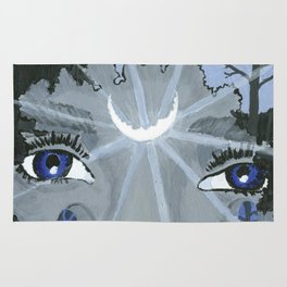 Moon Light Rug