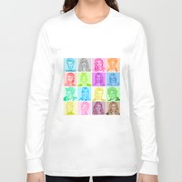glee Long Sleeve T-shirts featuring Glee by ONEX8
