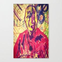 Fields of Qi Canvas Print