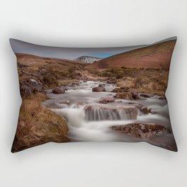 Llyn y Fan Fach Rectangular Pillow