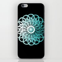 cycle iPhone & iPod Skins featuring Cycle by Advocate Designs
