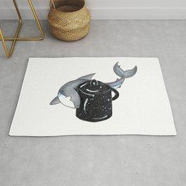 Circling the Lobster Pot Rug