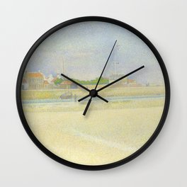 The Channel of Gravelines, Grand Fort-Philippe Wall Clock