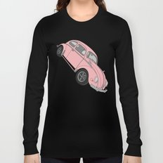 Beetle with Happiness Long Sleeve T-shirt