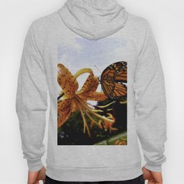 The Butterfly Has Landed Hoody