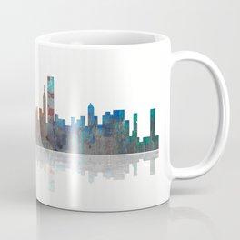 Chicago Skyline 1 BW1 Coffee Mug