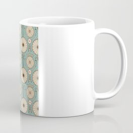 Blue Daisies Coffee Mug
