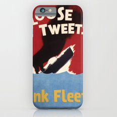 Loose Tweets Sink Fleets Slim Case iPhone 6s