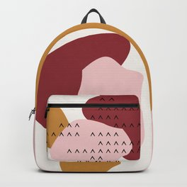 Big Shapes / Mountains Backpack