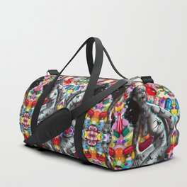 Valley Of The Dolls Duffle Bag