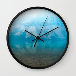 Misty Morning Canvas Wall Clock
