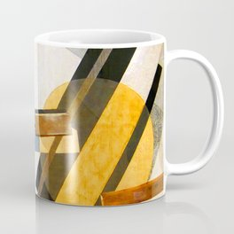 El Lissitzky Proun 19D Coffee Mug