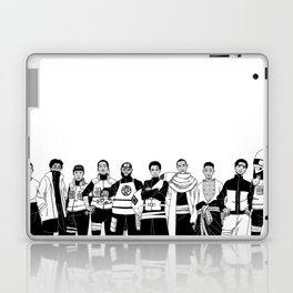 Naruto Hip-Hop Crossover Set 1 Laptop & iPad Skin
