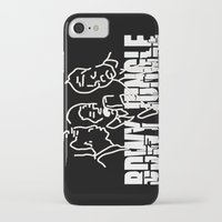 reggae iPhone & iPod Cases featuring Singing Reggae - Bdwy Jungle by The Peanut Line