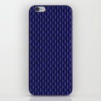 scales iPhone & iPod Skins featuring Scales by Cherie DeBevoise