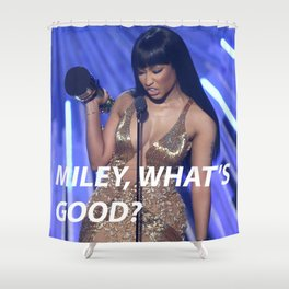 NOT YOUR CAREER Shower Curtain