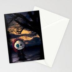 Sadness Self Stationery Cards