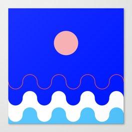 Grecia I Canvas Print