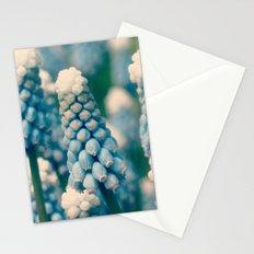Muscari Field  - JUSTART © Stationery Cards