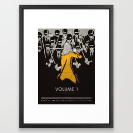 FILM Nº002 Framed Art Print