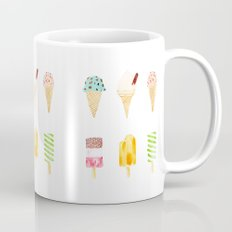 ice cream selection Mug