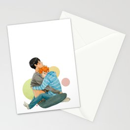 Sneak my hands under your shirt Stationery Cards