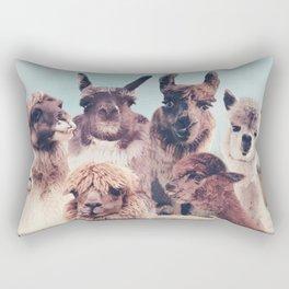 ALPACA ALPACA ALPACA Rectangular Pillow