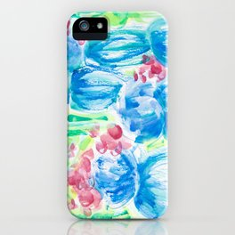 Nama-stay the Night Cactus iPhone Case