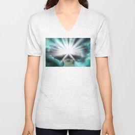 Cerebral Goddess Unisex V-Neck