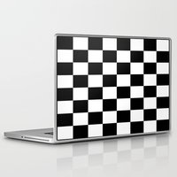 chess Laptop & iPad Skins featuring Chess by ArtSchool