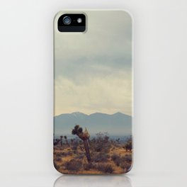 The High Desert iPhone Case