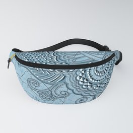 Paisley Fanny Pack